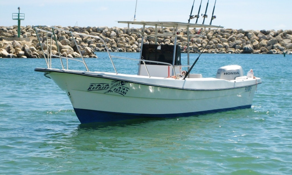 26 39 panga 39 refried dreams 39 fishing charter in san jos del for San jose del cabo fishing charters