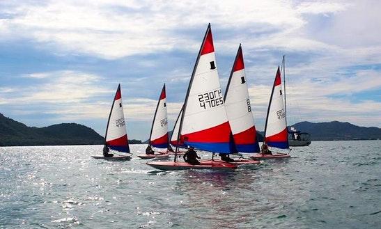 Topaz Uno Daysailer Rental In Phuket, Thailand
