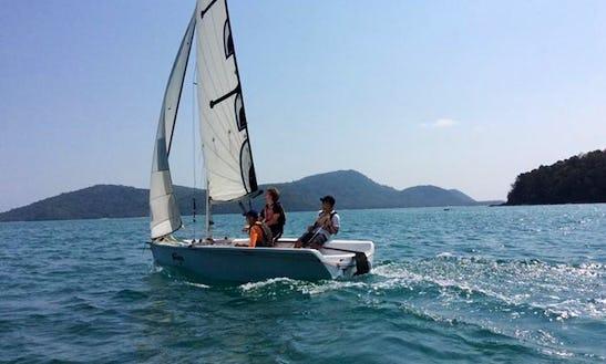 Topaz Race-x Daysailer Rental In Phuket, Thailand