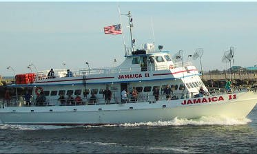 "Fishing Charter On  ""Jamaica II"" Trawler In Brielle, New Jersey"