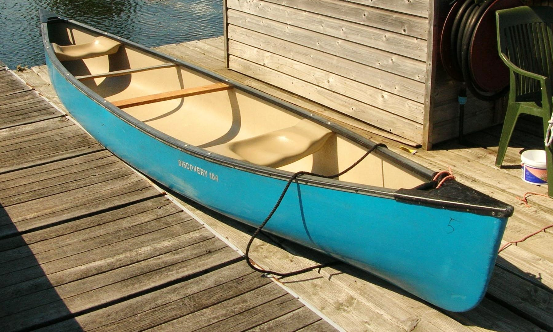 Canadian Canoe Rental in Abcoude, Netherlands