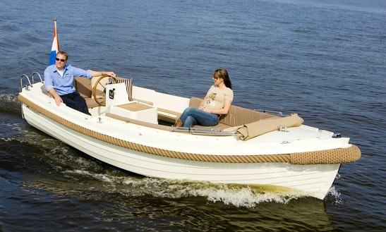 Electric Interboat-17 Rental In Abcoude, Netherlands