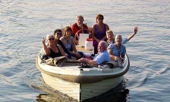 Hire Diesel Sloop Boat In Abcoude, Netherlands