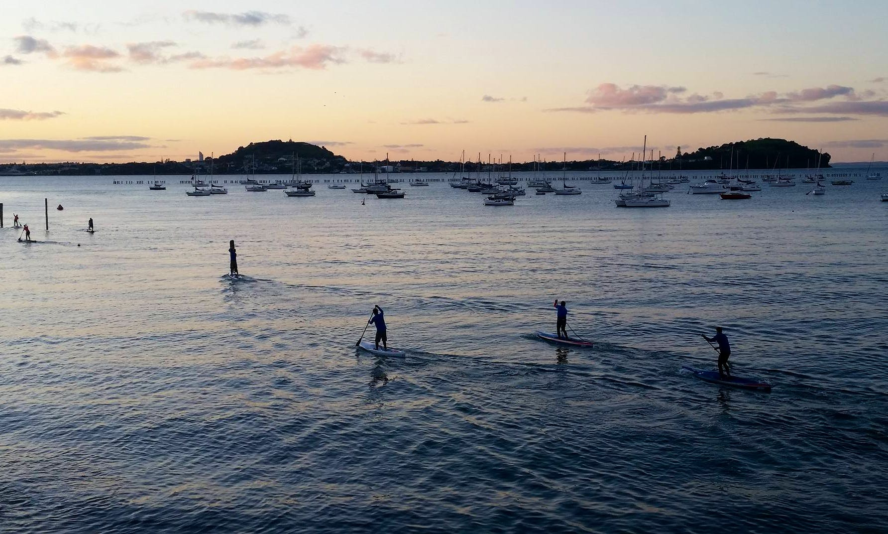 SUP and Kayak for Hire in Auckland