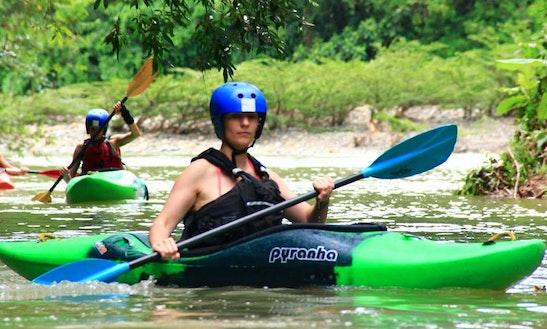 Kayak Rental In Tena, Ecuador