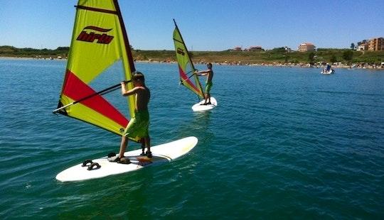 Windsurf Rental & Lessons In Nin, Croatia