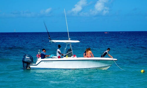 23' Sports Boat In Saint Georges