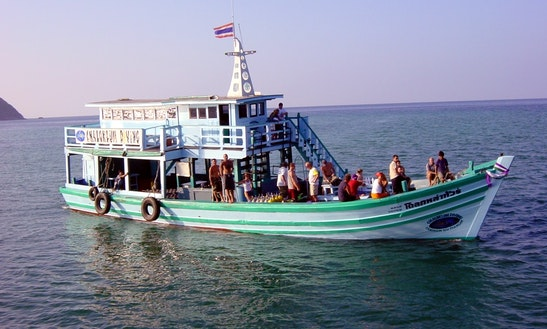 Captained Charters For Snorkeling, Diving And Sightseeing In Tambon Ko Pha-ngan