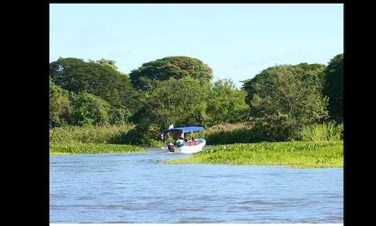 Motor Boat Rides On Lake Nicaragua