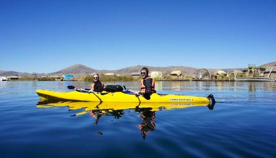 Kayaking Adventure Trips In Cuzco, Peru