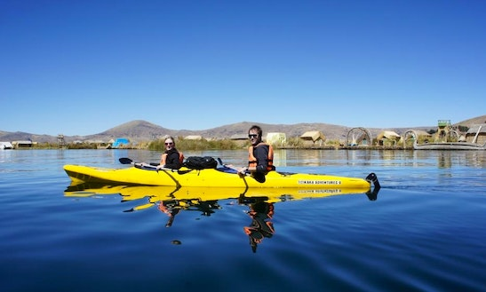 Kayaking Adventure Trips In Cuzco, Peru