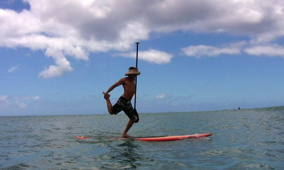 SUP Rental & Lessons In Honolulu