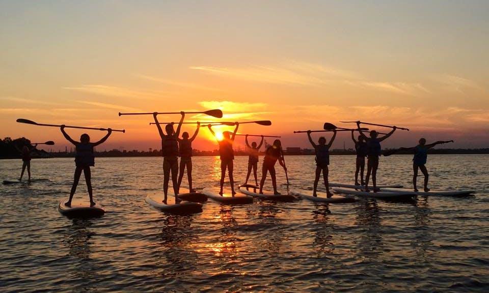 Paddleboard Rental in 3, Louisiana