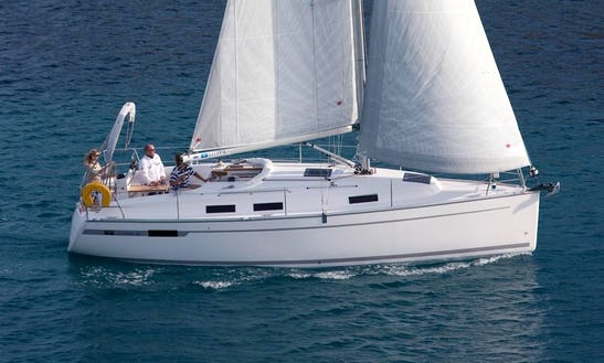 Memorable Sailing On Bavaria 32 Cruiser Sailboat In Trapani, Italy