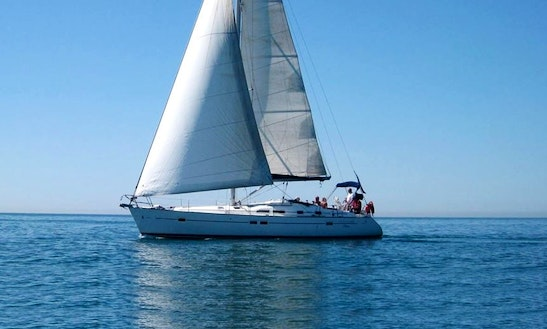 Charter The Beneteau Oceanis 423 Sailing Yacht In Trapani, Italy