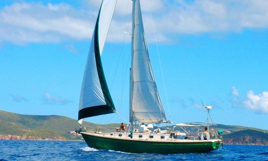 Sailing Excursions In Charlotte Amalie