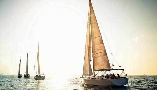 Cruising Monohull Diving Charter In Umkomaas, South Africa