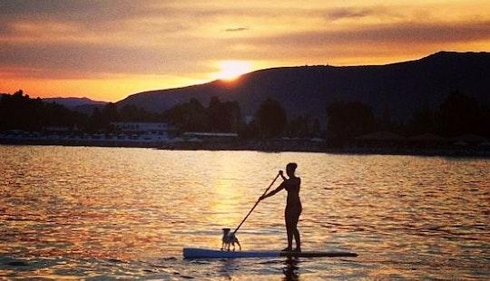 Paddleboard Rental In Anatoliki Attiki, Greece