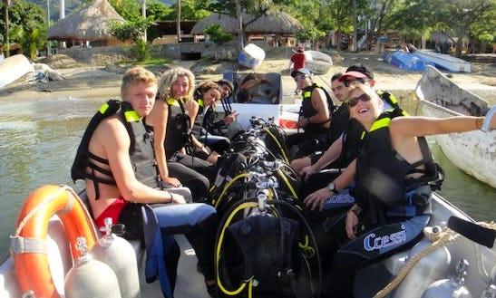 Scuba Diving In Taganga