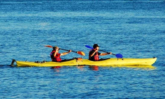 Kayak Rental In Vieques, Puerto Rico