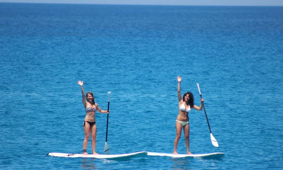 SUP Lesson and Rental In Ikaria