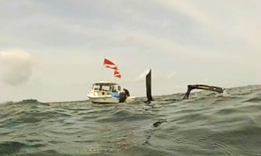 25ft cuddy cabin boat fishing charter in charlestown for Fishing in rhode island