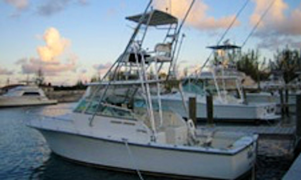 28ft odyssey iii sport fisherman in cockburn town the for Nassau fishing charters