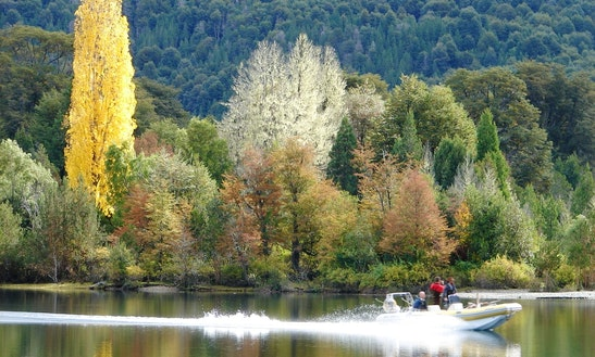 Spend An Amazing Fishing With A 6 Person Fishing Charter In San Carlos De Bariloche, Argentina