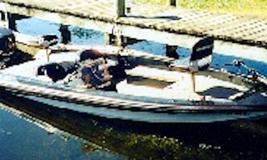 Bass Boat Rental In Indian Lake Estates
