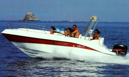 Marinello Eden-22 Bowrider Charter In Tossa De Mar