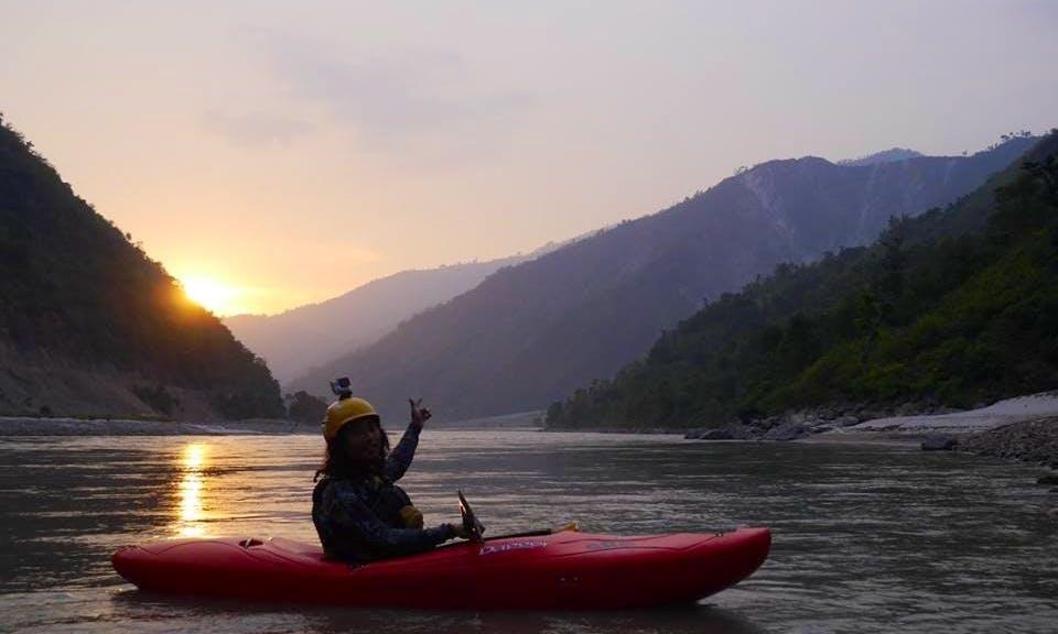 GRG Adventure (Kayaking)