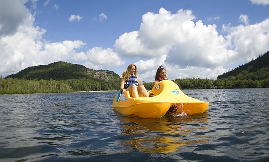 Paddle Boat Rental In Denver