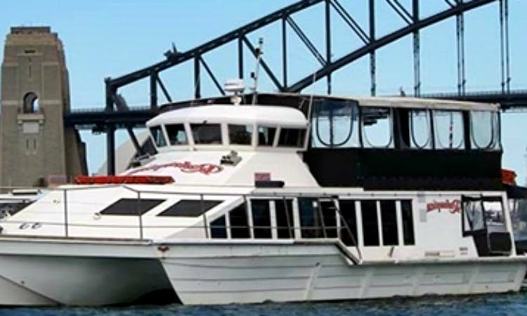 65' Passenger Boat in Pyrmont (Sydney) New South Wales, Australia