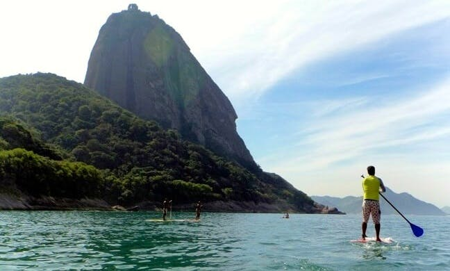 Stand Up Paddle Tour In Rio de Janeiro