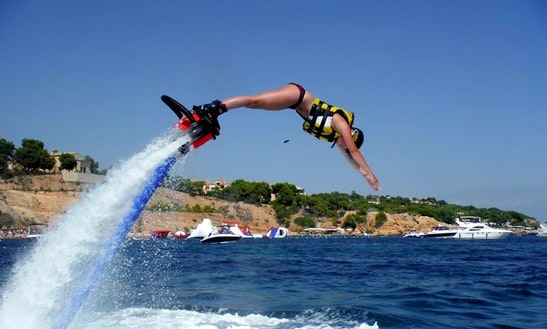 Exciting Flyboard Rental In Palma, Mallorca