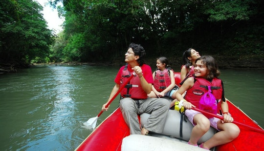 Safari Float On The Penas Blancas River