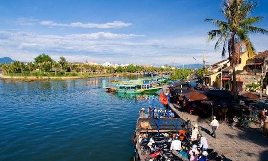 Hoi An Boat & Bike Tour In Vietnam