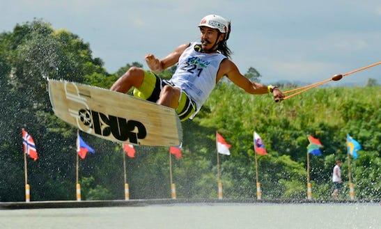 Wakeboarding, Knee Boarding Boats In Davao City
