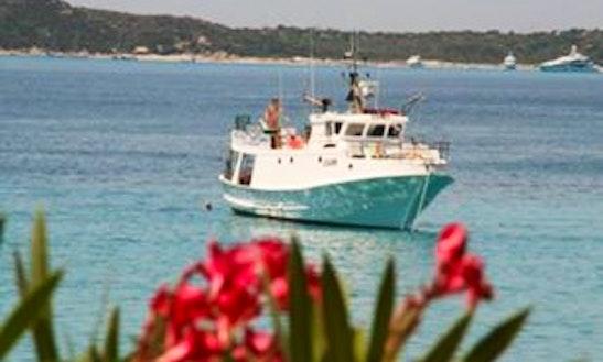 Fishing Tour In Villasimius