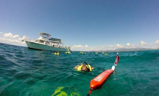 Snorkeling Boat Tours In Fajardo, Puerto Rico
