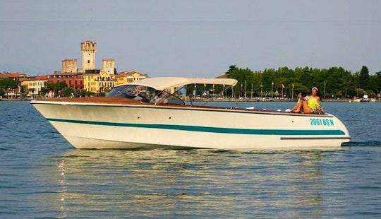 Enjoy Sirmione, Italy On 'nausicaa' Center Console Boat