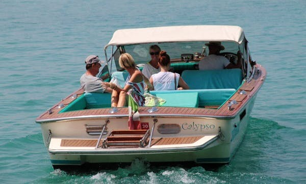 Enjoy Sirmione, Italy On 'Calypso' Boat