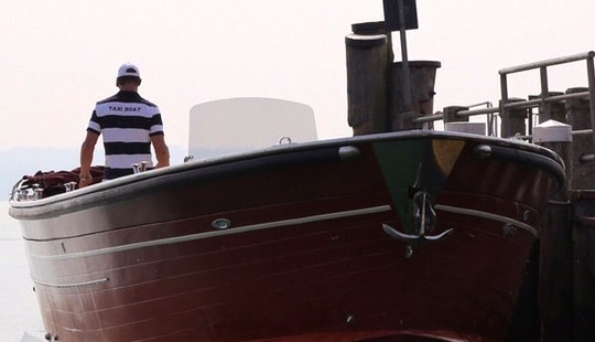Rent 'sirmione' Center Console Boat In Sirmione, Italy