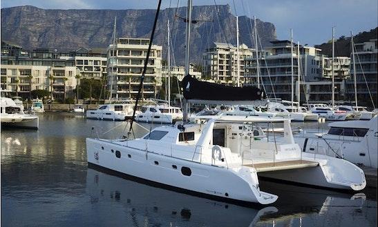 Luxury Charter Cruising Catamaran In Tortola