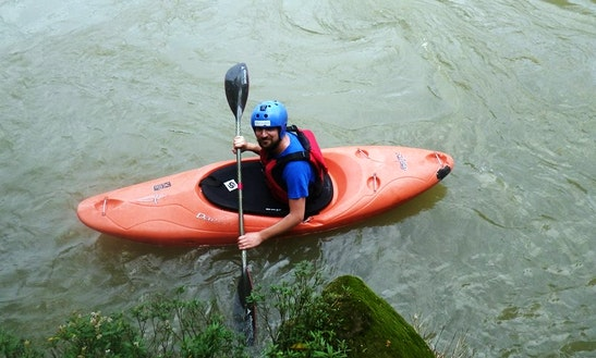 Guided Kayak Trips And Lessons In Tena, Ecuador