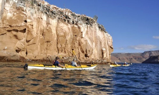 Kayak Day Expeditions In La Paz, Mexico