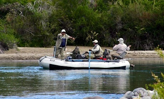 3 Day River Fly Fishing Charter From San Martin De Los Andes