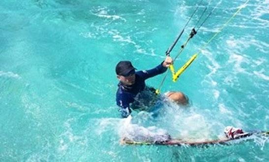 Kiteboarding Rental In Leeward Settlement, Turks And Caicos Islands
