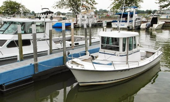 20' Fishing Boat In Catawba Island Township