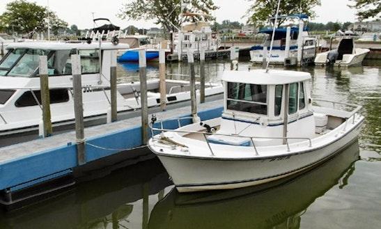 20' Fishing Boat In Catawba Island Township